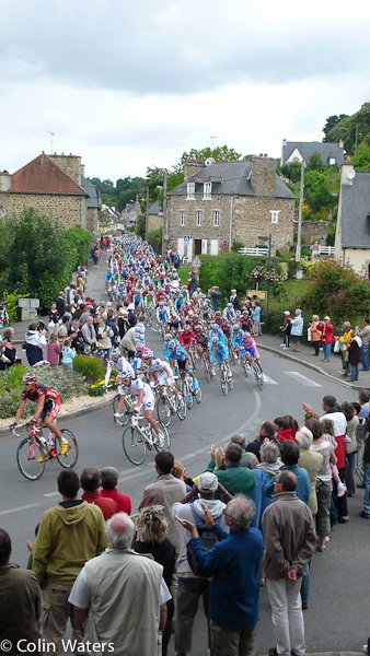 Holiday to the Tour de France