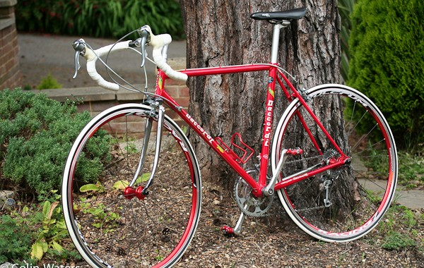 Classic Italian Bicycle