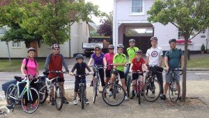 P2G group 1 August 2015 - good to see a range of ages