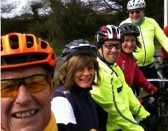 10th April – Club ride to Churt and the pedal2gether ride to Lasham