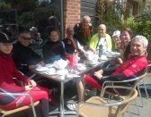Sunday 22 May 2016 ride to The Bakehouse Cafe, Old Basing