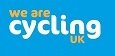 Logo for We Are Cycling UK