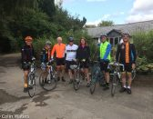 Jim's Away Ride to Annie's Tea Rooms at Kimbridge starting at Whitchurch