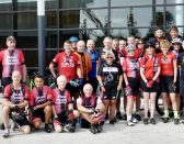 Ride to Easthampstead for Graham Ellicott's Funeral 8th August 2019