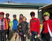 Bryan's First Outing as Ride Leader – Super!